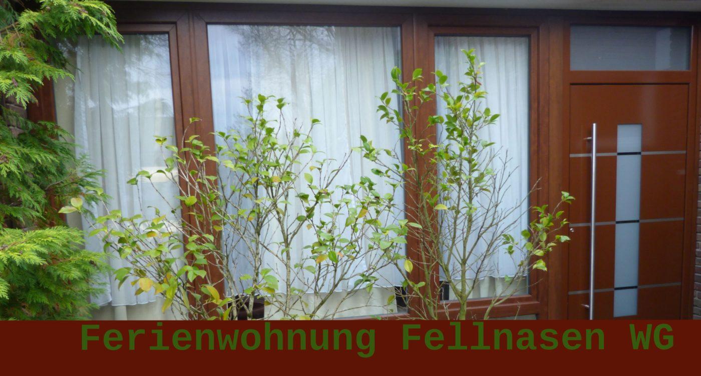Ferienhaus Fellnasen WG Krefeld-Fischeln